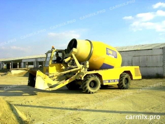 Кармикс бетон m600 бетон